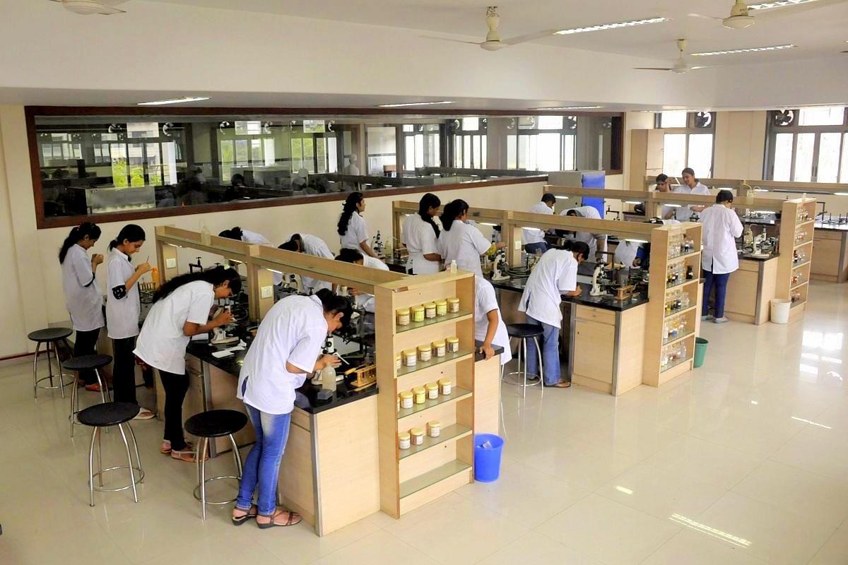 Dr. Bhanuben Nanavati College of Pharmacy