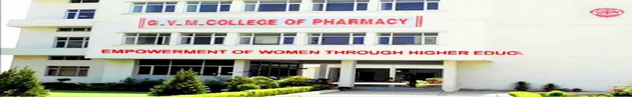 GVM College of Pharmacy, Sonepat