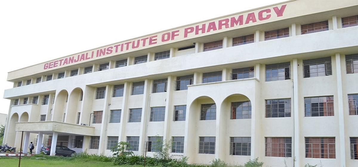 Geetanjali Institute of Pharmacy - [GIP]