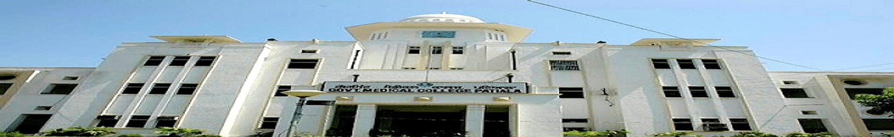 Government Medical College / Rajindra Hospital-[GMCP], Patiala