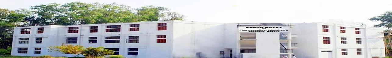 Himachal Institute of Pharmaceutical Education and Research - [HIPER], Hamirpur