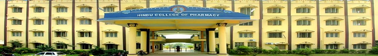 Hindu College of Pharmacy, Guntur