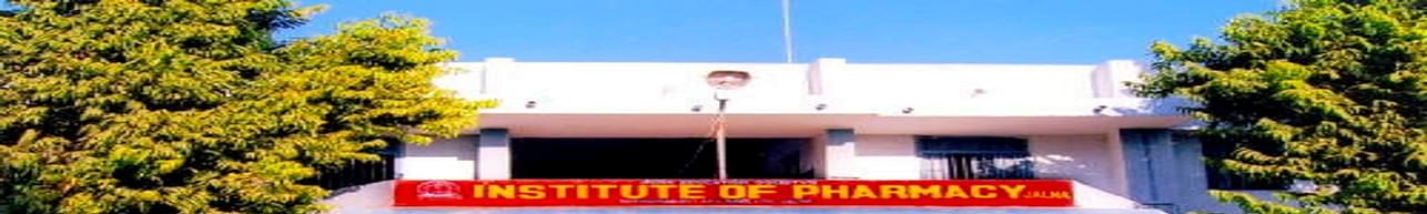 Jalna Education Societys Institute of Pharmacy, Jalna - Course & Fees Details
