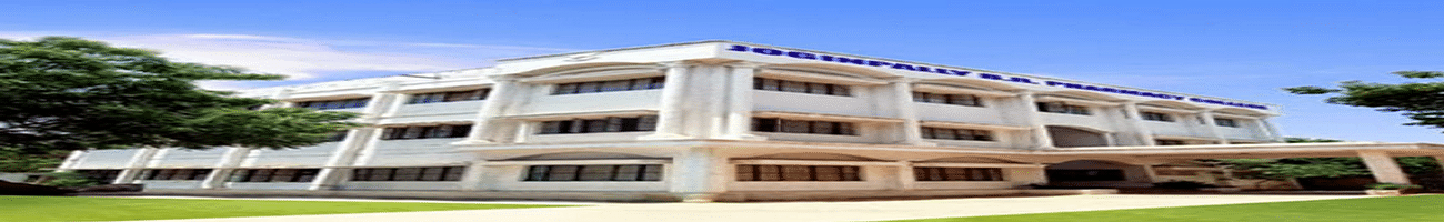 Joginpally BR Pharmacy College - [JPC], Moinabad