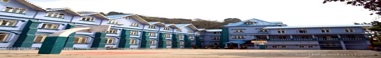 Darjeeling Government College - [DGC], Darjeeling