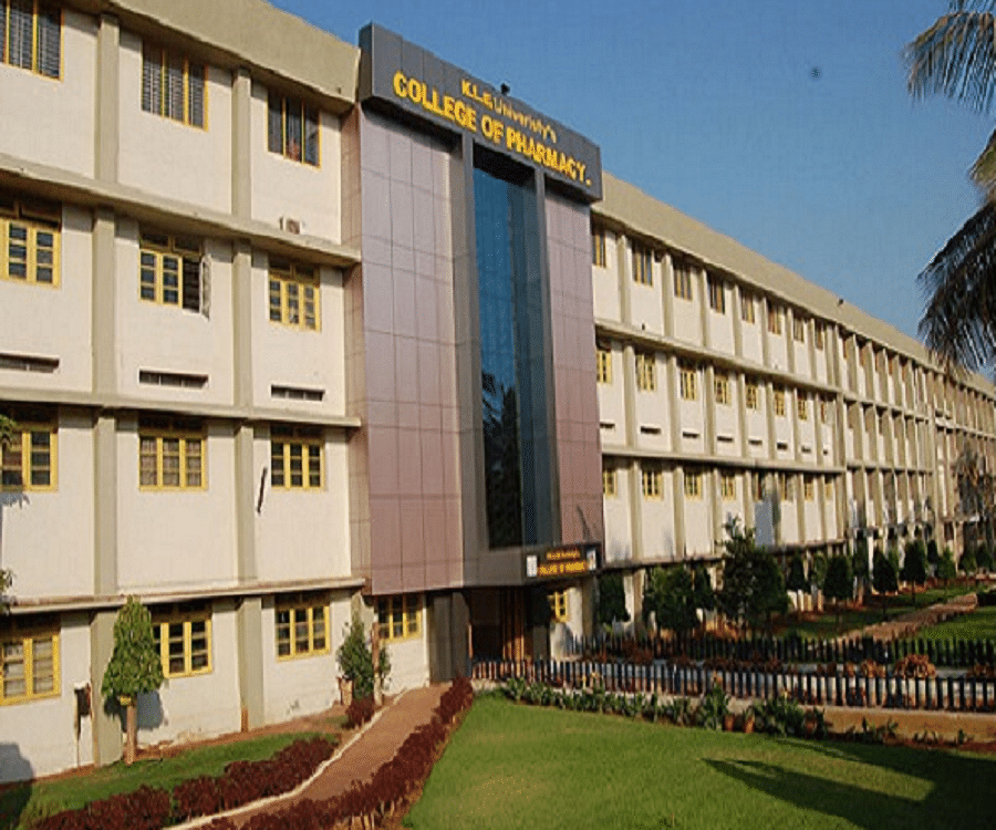 KLE University's College of Pharmacy
