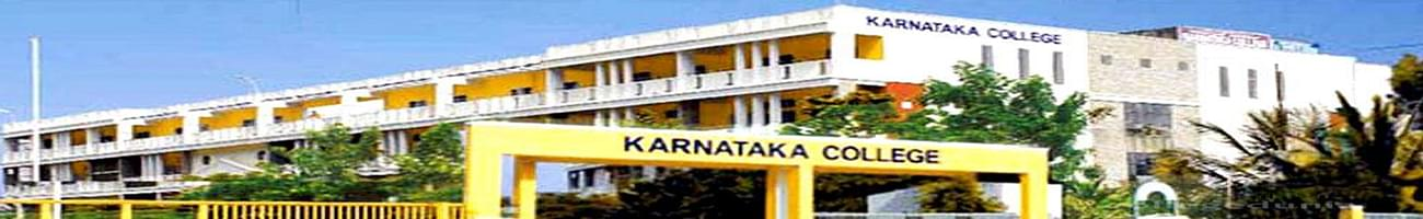 Karnataka College of Pharmacy - [KCP], Bangalore