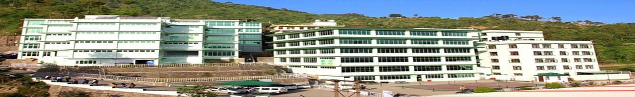 LR Institute of Pharmacy, Solan