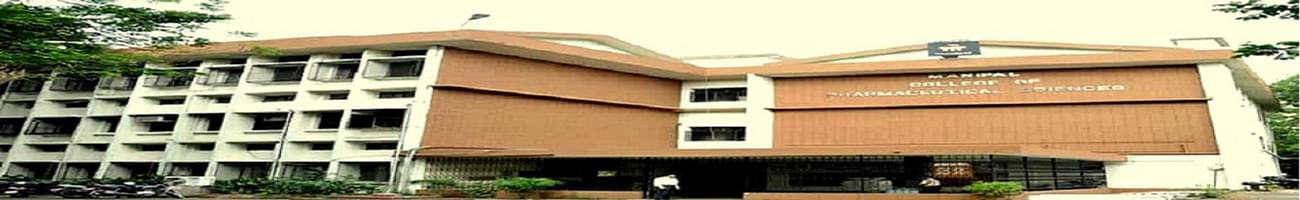Manipal College of Pharmaceutical Sciences - [MCOPS], Manipal