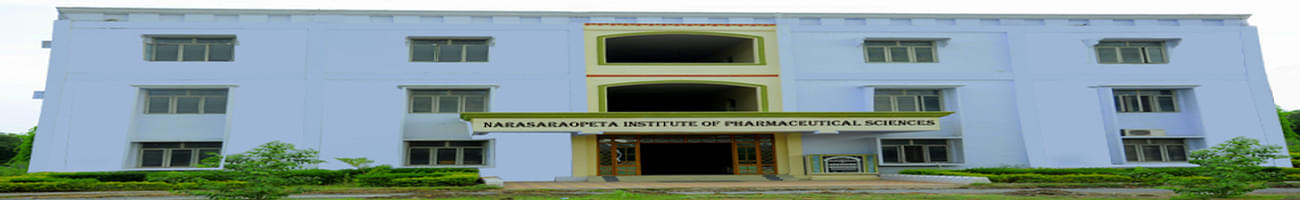 Narasaraopeta Institute of Pharmaceutical Sciences - [NIPS], Guntur