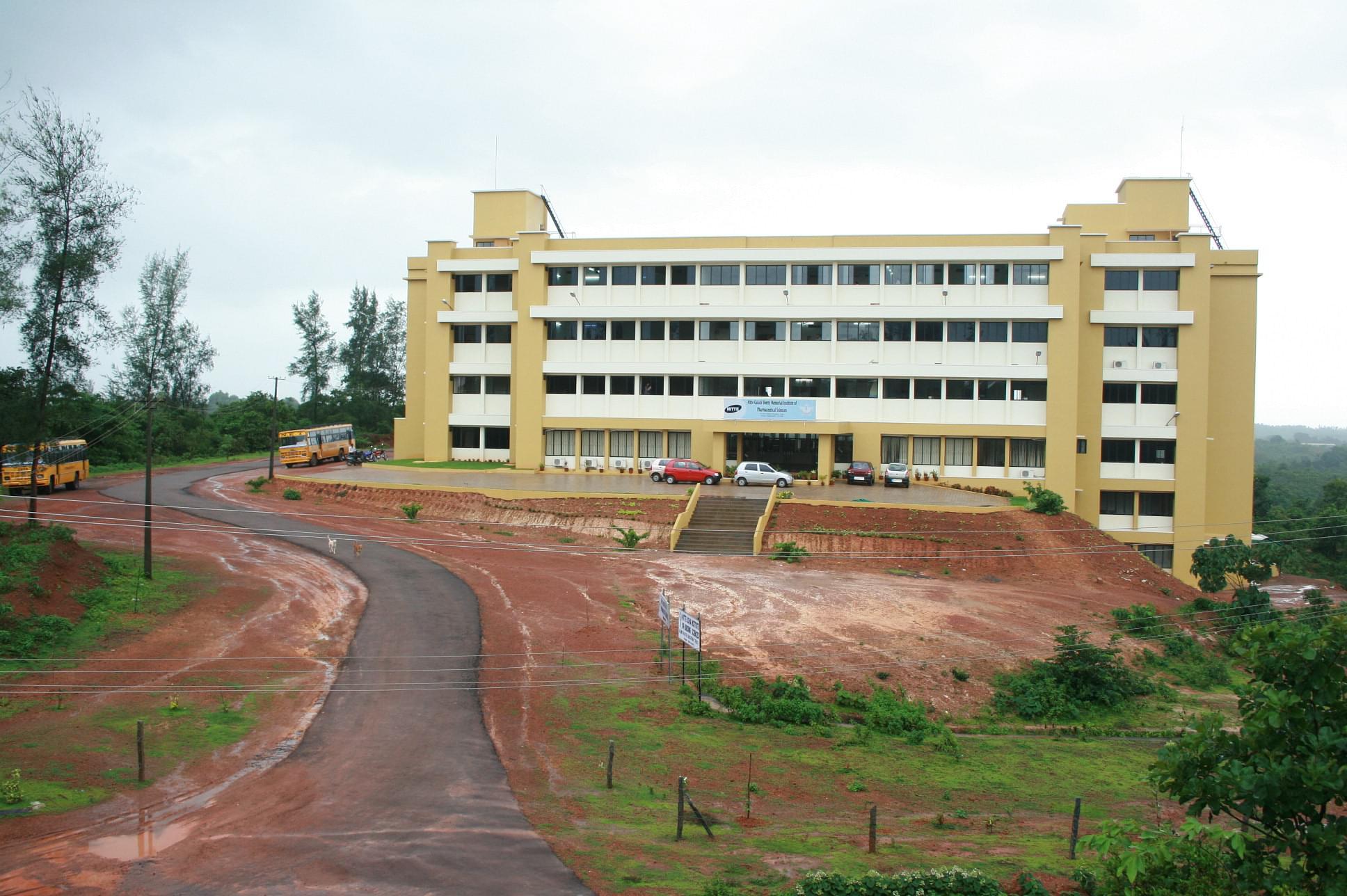 The Nitte Gulabi Shetty Memorial Institute of Pharmaceutical Sciences - [NGSMIPS]