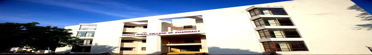 Pravara Rural College of Pharmacy (Diploma), Ahmed Nagar - Admission Details 2019