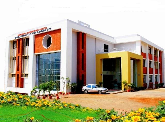 RG Sapkal College of Pharmacy - [RGSCOP]