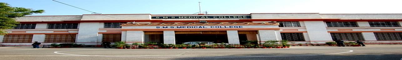 SMS Medical College - [SMSMC], Jaipur - Course & Fees Details