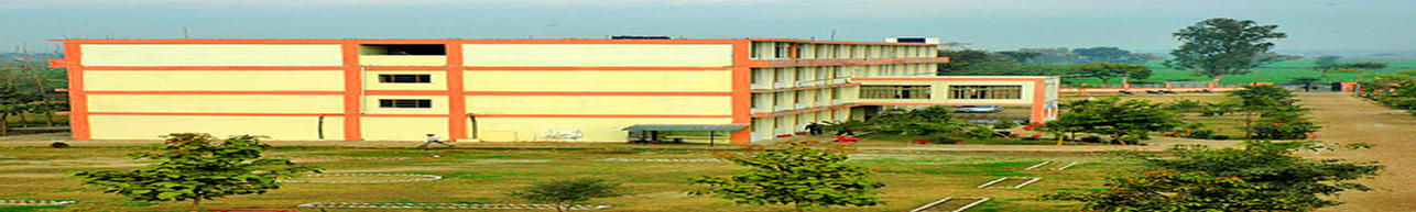 Shaheed Bhagat Singh College of Pharmacy, Amritsar