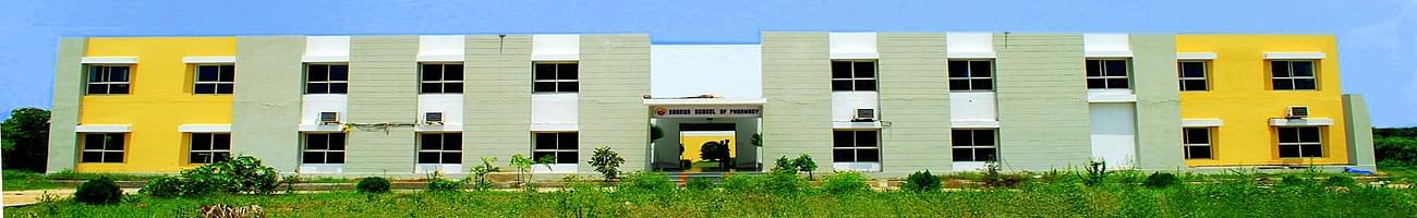 Sharda School of Pharmacy, Gandhi Nagar