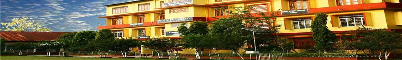 Debraj Roy College, Golaghat - List of Professors and Faculty