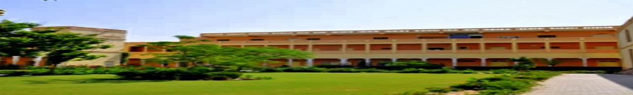Shekhawati College of Pharmacy, Jhunjhunu