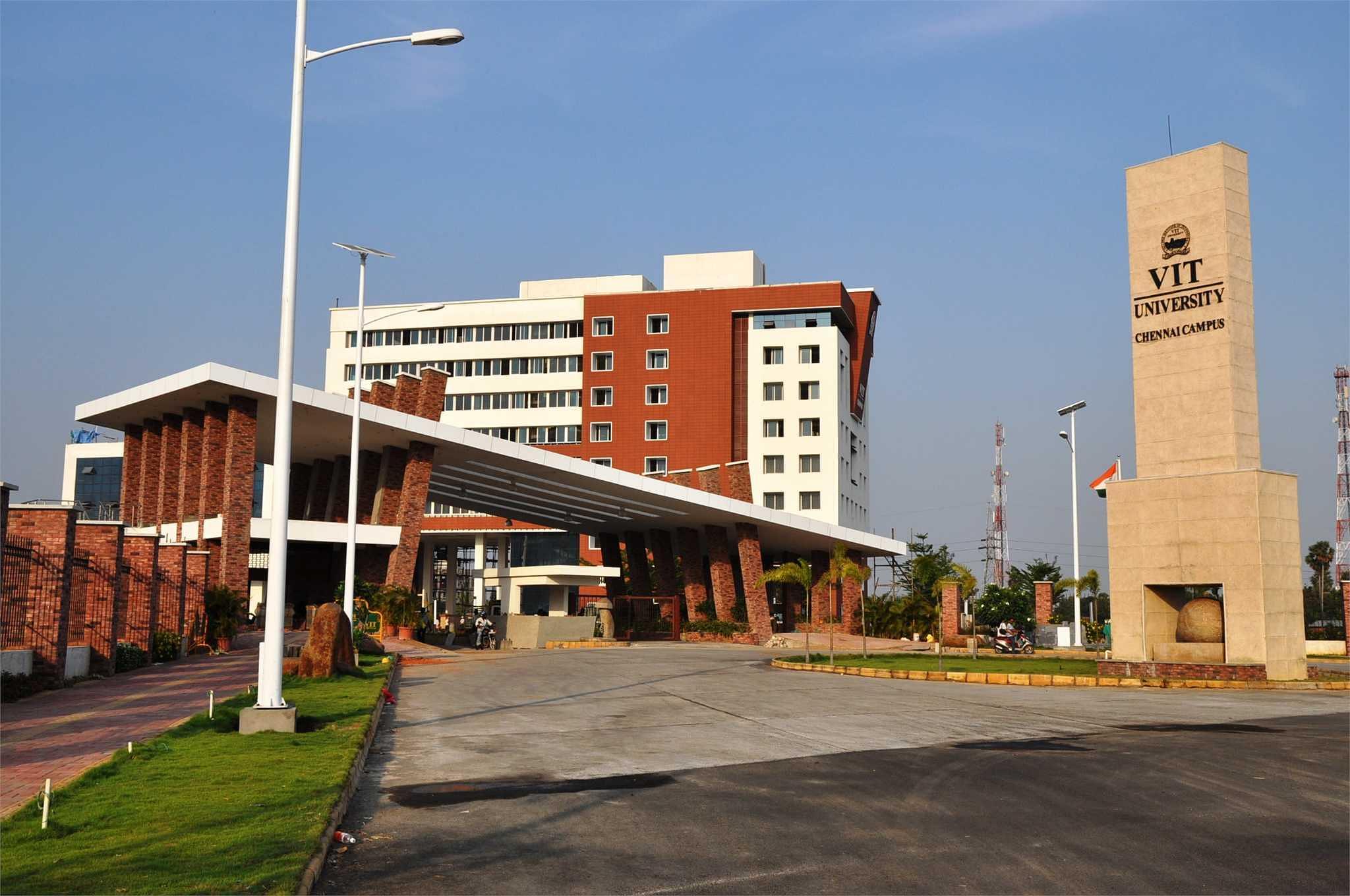 VIT Chennai Placements