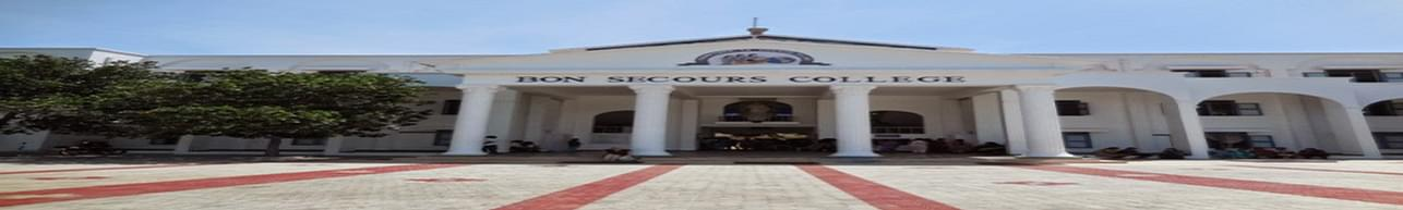 Bon Secours College for Women, Thanjavur - Course & Fees Details