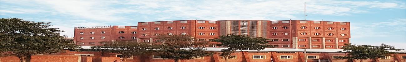 GNA University, Phagwara