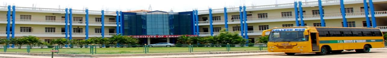 PNS Institute of Technology - [PNSIT], Bangalore