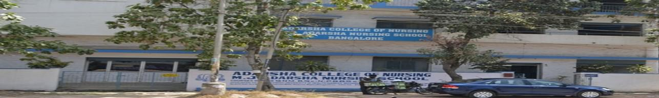 Adarsha College Of Nursing, Bangalore