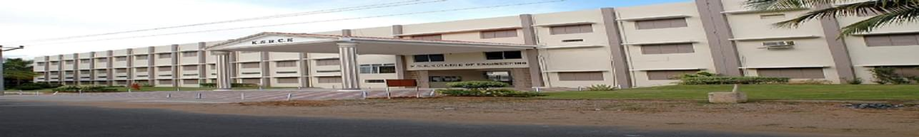 KSR Institute for Engineering and Technology - [KSRIET], Namakkal