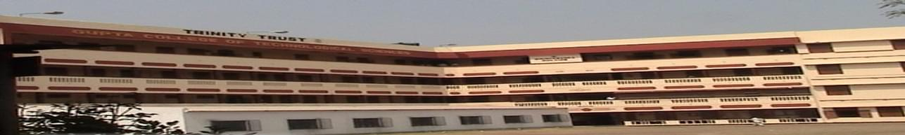 Gupta College of Technological Sciences - [GCTS], Asansol