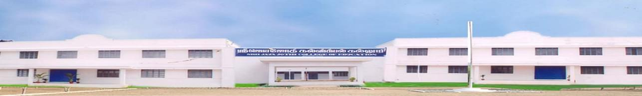 Sri Jayajothi College of Education, Salem
