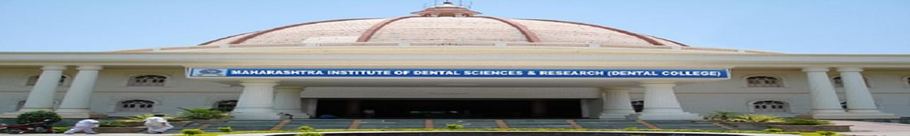 Maharashtra Institute of Dental Science and Research- [MIDSR], Latur