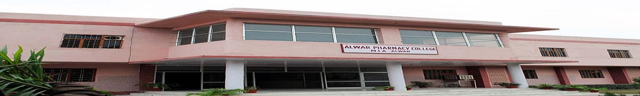 Alwar Pharmacy College, Alwar