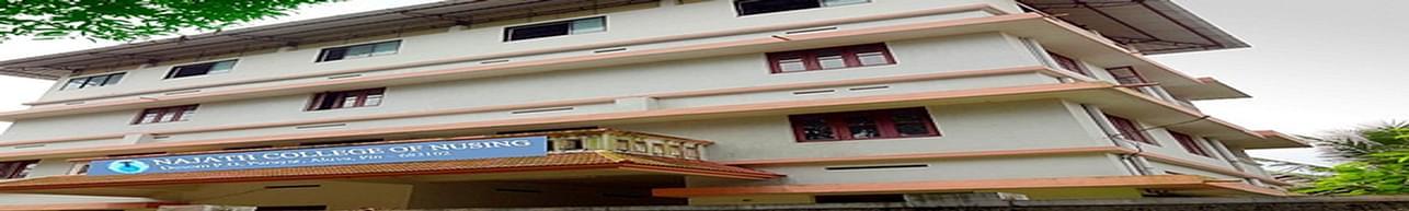 Najath College of Nursing  Aluva, Ernakulam