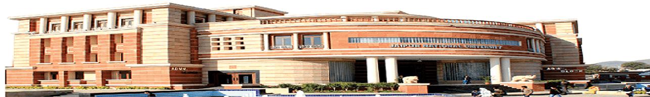 Jaipur National University, Seedling School of Law & Governance, Jaipur