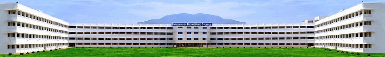 Shreenivasa Engineering College, Pappiredipatti