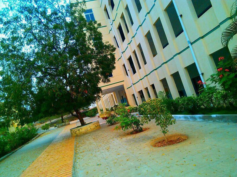 JKK Nattraja College of Arts and Science