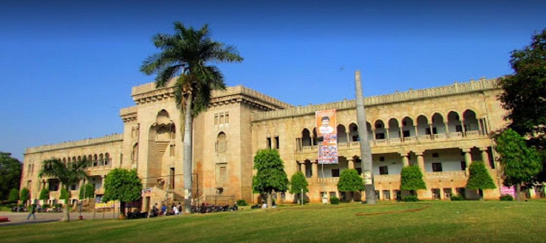Osmania University, Department of Business Management