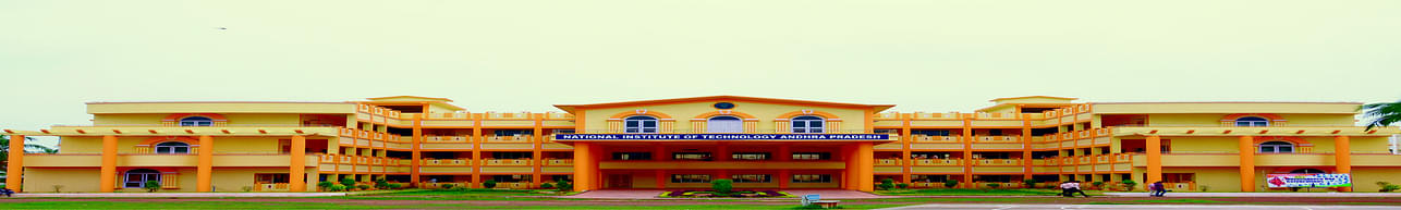 National Institute of Technology - [NIT-AP] Andhra Pradesh, Tadepalligudem