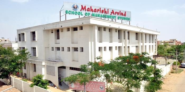 Maharishi Arvind School of Management Studies - [MASMS]