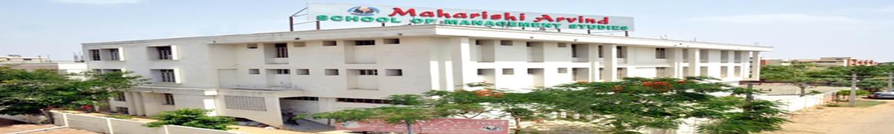 Maharishi Arvind School of Management Studies - [MASMS], Jaipur