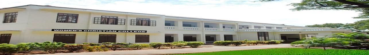 Women's Christian College Nagercoil - [WCC], Nagapattinam