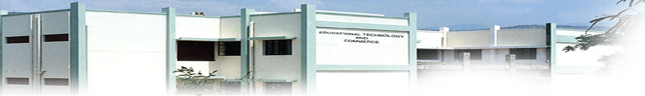 School of Commerce, Bharathiar University, Coimbatore