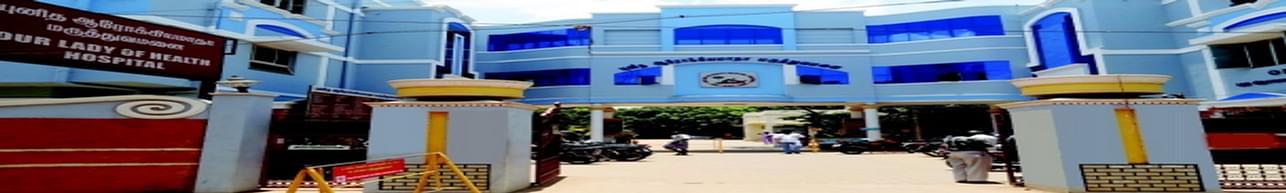 Our Lady Of Health College Of Nursing, Arulananda Nagar, Thanjavur