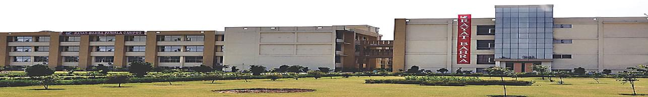 Bahra Institute of Pharmacy - [BIP], Patiala