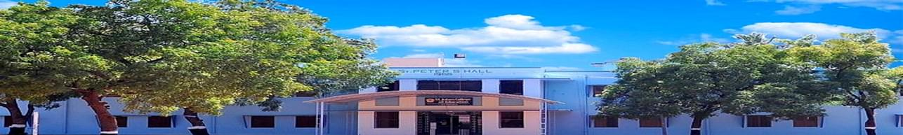 St.John's College of Education, Palayamkottai