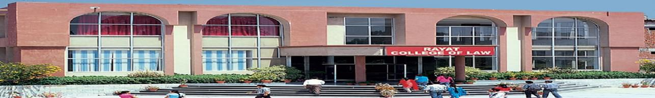 Rayat College of Law - [RCL], Ropar
