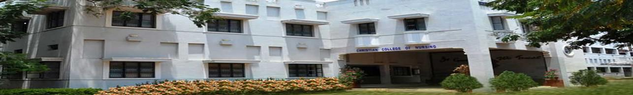 Christian College Of Nursing, Dindigul - Course & Fees Details