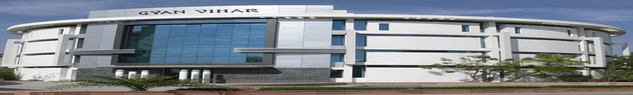 Gyan Vihar School of Engineering and Technology [GVSET], Jaipur