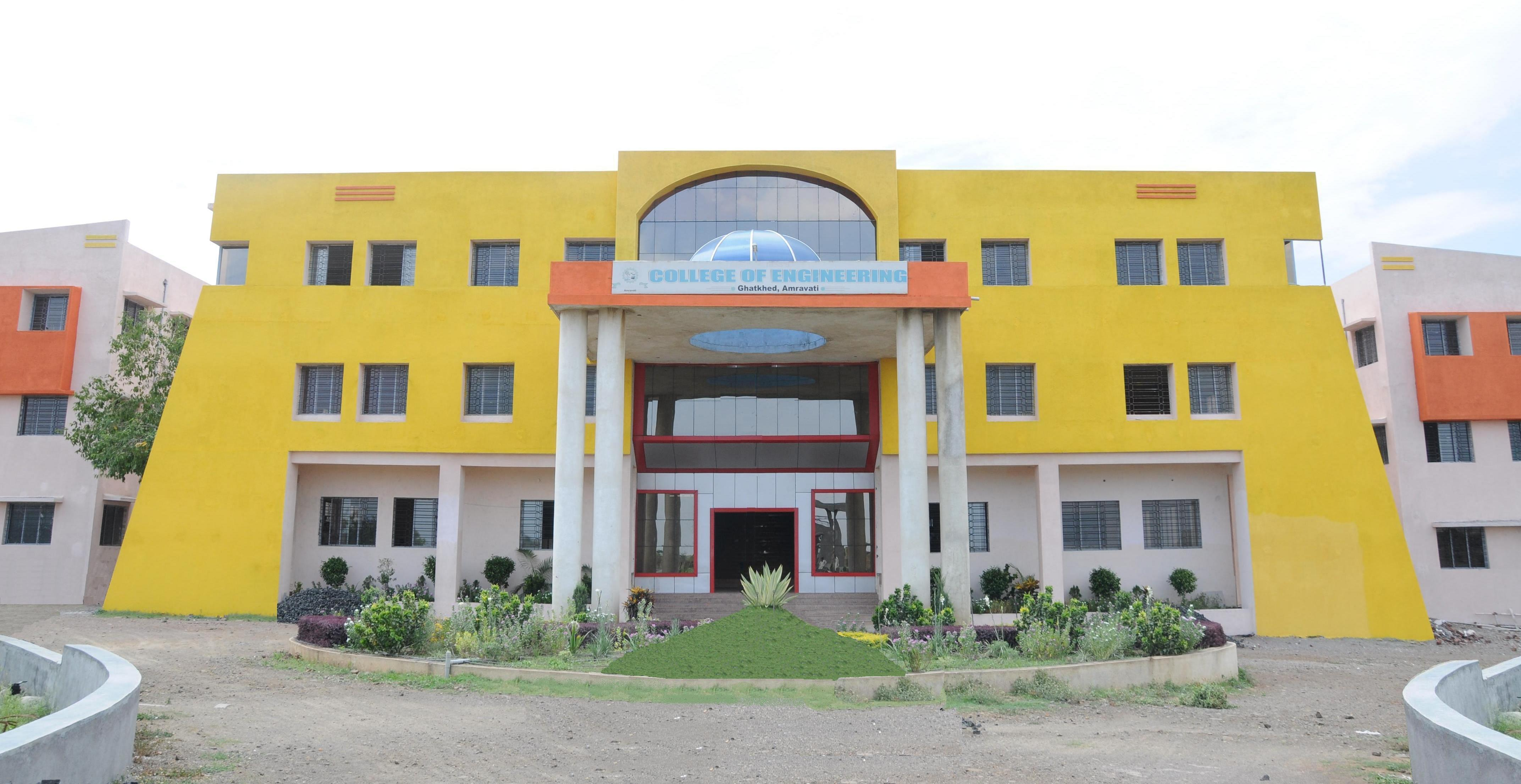 Dr  Rajendra Gode Institute of Technology & Research