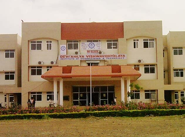 Institute of Engineering and Technology, Devi Ahilya University